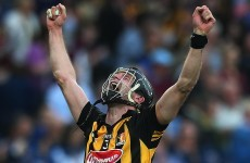 'I knew this was my last year, so I was able to enjoy every moment' – JJ Delaney