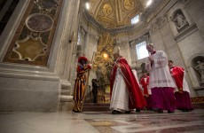 "The Vatican has found hundreds of millions of euro ""tucked away"""