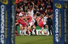 As it happened: Ulster v Scarlets, Champions Cup
