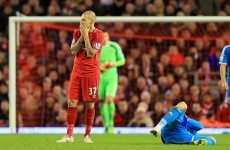 Lacklustre Liverpool fire blanks as Sunderland hold firm to earn Anfield point