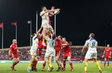 Clermont's Chouly backed himself to beat Paul O'Connell at final line-out