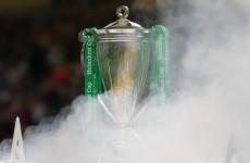 Home and away: Irish provinces handed tough European openers