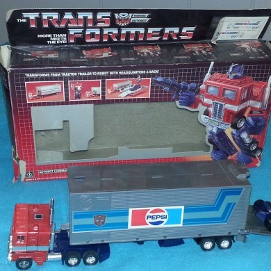 Ads for Transformer toys and Barbie's Star Traveller were a big worry in the 1980s….