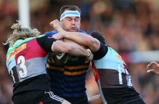 'You don't feel tired when you're hurting': Ruddock ready to raise game for Leinster