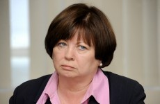 Mary Harney is not happy that Mary Lou named her in the Dáil last week