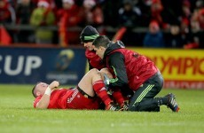 Loosehead concern for Munster with Kilcoyne and Cronin being assessed for Clermont