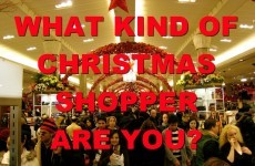 What Kind Of Christmas Shopper Are You?