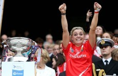 Who was Ireland's greatest sportswoman in 2014?