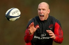 Changes on the cards for Munster before return leg with Clermont