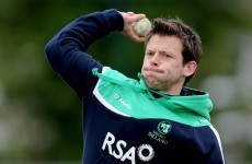 Ireland's World Cup squad takes shape as Ed Joyce returns for final warm-up series