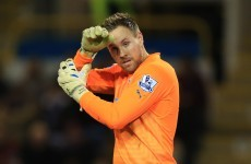 Agony for Newcastle's Rob Elliot as injury will likely keep him out until mid-January