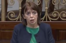 Róisín Shortall kicked out of the Dáil after a big row