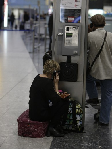 Knock-on delays at Irish airports after London computer meltdown
