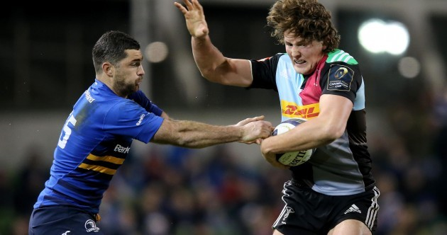 As it happened: Leinster v Harlequins, Champions Cup