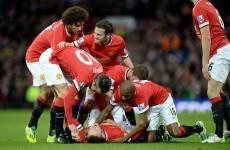 As it happened: Man United v Liverpool, Premier League