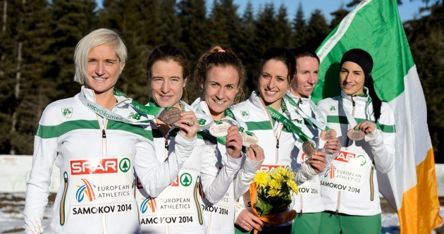 Ireland women claim third ever bronze at European Cross Country Champs