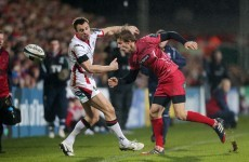 Ulster's Champions Cup hopes are all but over after a disappointing defeat in Wales