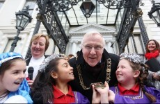 "Lord Mayor to shelter objectors: ""Is there no room at the inn?"""