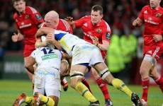 We need to rethink the laws of physics after seeing Paul O'Connell driven backwards by Cudmore