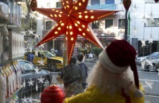 Christmas has been cancelled in Guinea's capital and Sierra Leone