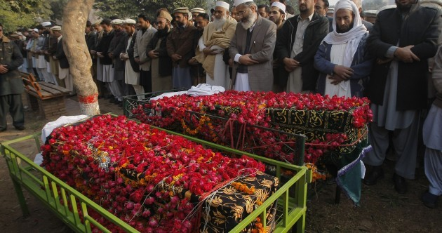 Pakistan begins 3 days of mourning after 132 children killed in Taliban school carnage