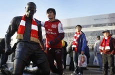 He already has a statue, but Thierry Henry wants to manage Arsenal (one day)
