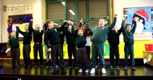 Ah Jaysus! 8-year-old Dublin boys tell the Nativity story in their own words