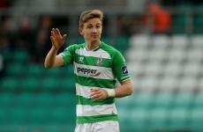 Major coup for Dundalk as Finn signs from Shamrock Rovers