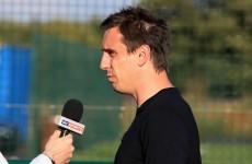 Liverpool fans think Neville is a better pundit than Carragher