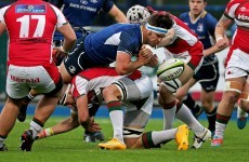 South Africa U20 prop Van Dyk set for Leinster debut against Connacht