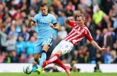 Glenn Whelan wants to extend Stoke stay