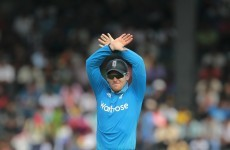 Irishman Eoin Morgan is the new one day England cricket captain