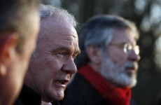 """""""Substantial progress"""" in Northern Ireland talks – but Adams not confident they'll wrap up soon"""