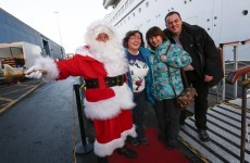 Cruise liners are basically hauling the cash into Dublin