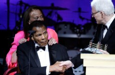 Boxing great Ali hospitalised with pneumonia