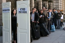 Number of Irish graduates going abroad to get work more than doubles
