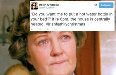 This woman is live-tweeting her mother's classic Irish Mammyisms for Christmas