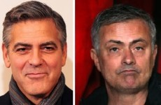 Alex Ferguson compares 'good-looking' Mourinho to George Clooney