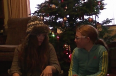 Watch the moment this Irish kid finds out the terrible truth at Christmas