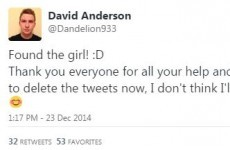 Scottish lad successfully makes contact with Irish girl following Twitter appeal
