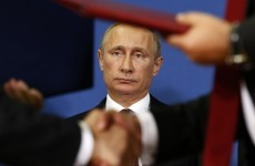 Ukraine just took a big step towards the West… and Russia's not happy