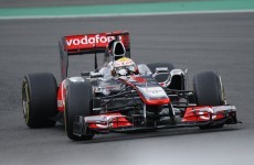 Hamilton victorious in Germany
