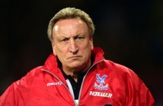 Neil Warnock has been sacked by Crystal Palace after six games without a win