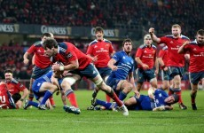 Foley enthused as squad depth shows up well in Leinster victory
