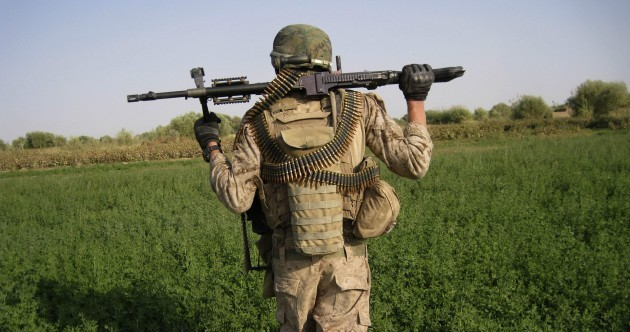 The Afghanistan war is officially over after 13 years – but nobody has told the insurgents