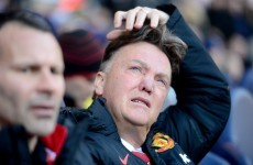 United left to rue a litany of missed chances as they're held by Tottenham