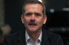 Commander Hadfield is here to make you feel a whole lot better about 2015