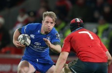 'It's up to the players' – Fitzgerald defends 'brilliant' Leinster coach O'Connor