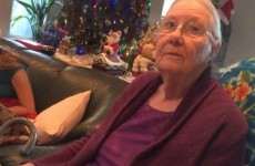 Grandmother has priceless reaction to getting iPhone for Christmas