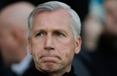 Alan Pardew's colourful reign as Newcastle manager could be at an end – Reports